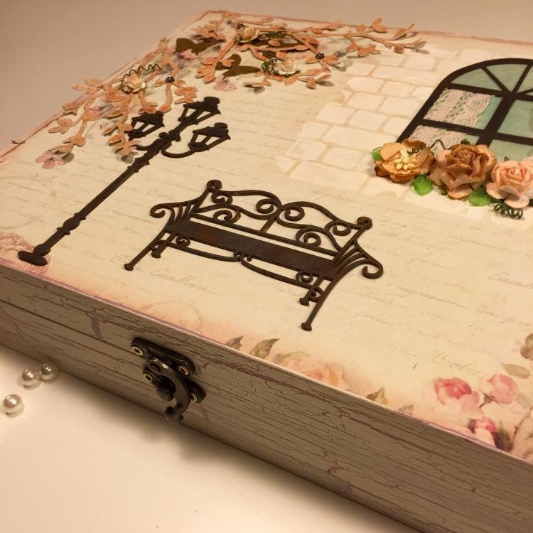 CAJA Dayka Trade by Mariona Handmade 2