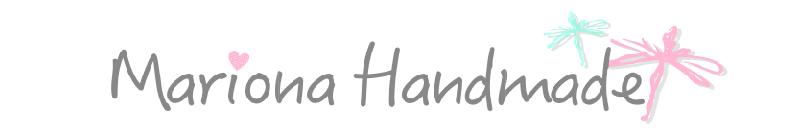 Logo Mariona Handmade